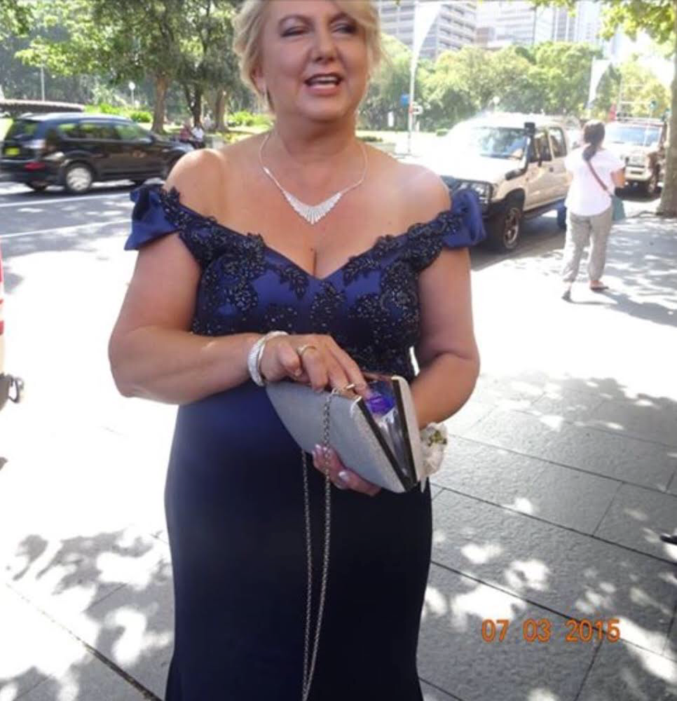 Stunning Mother of the groom