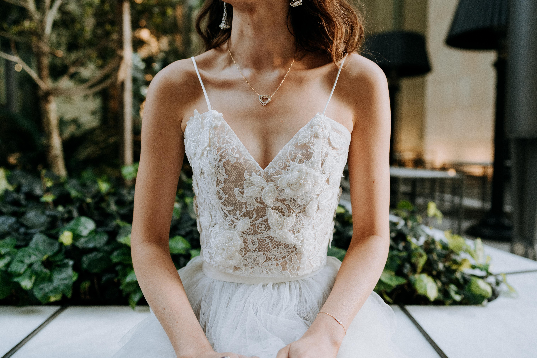 Bridal Bodice