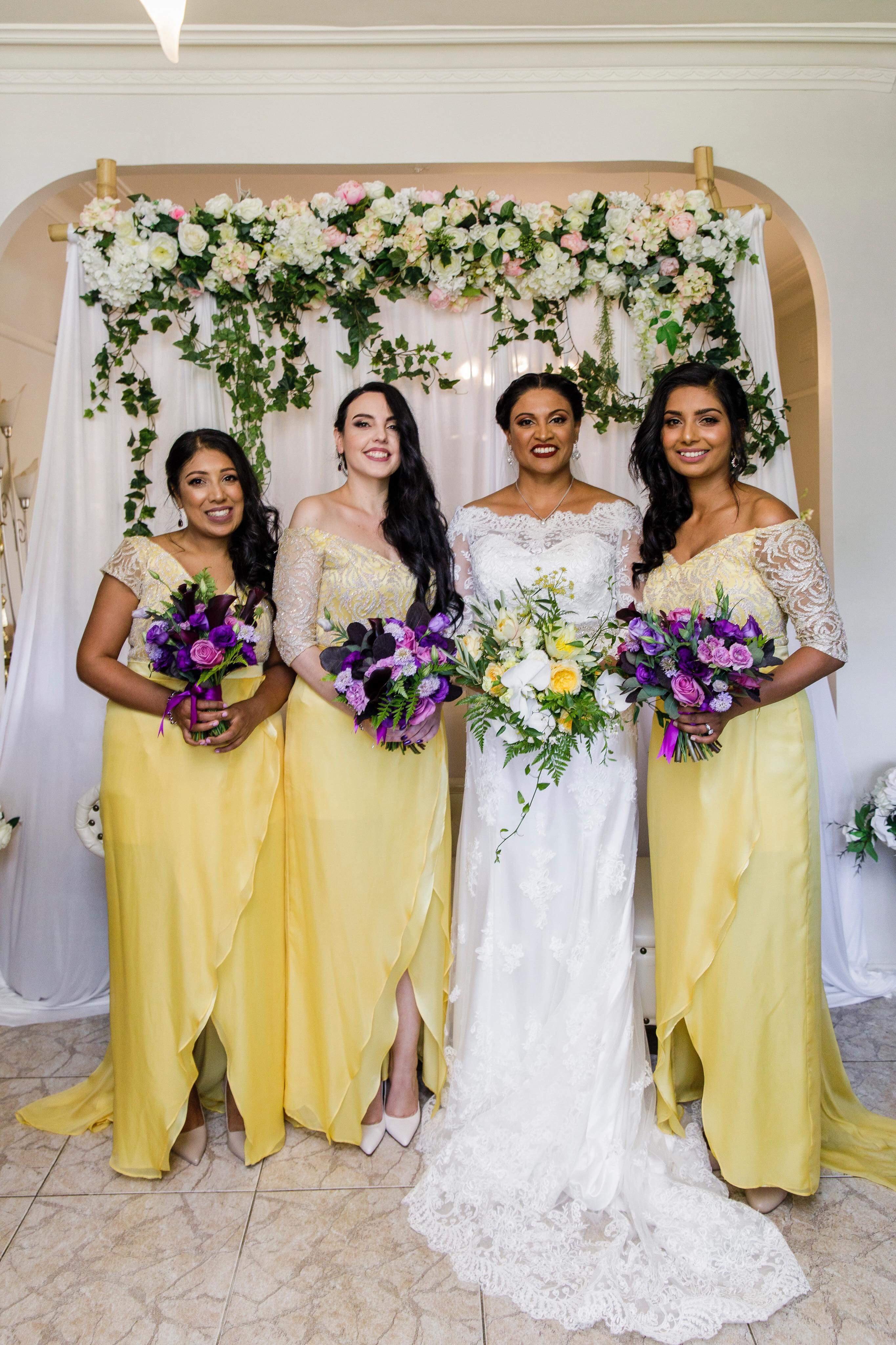 Anushika Bridesmaids