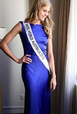Miss World Australia Finalist