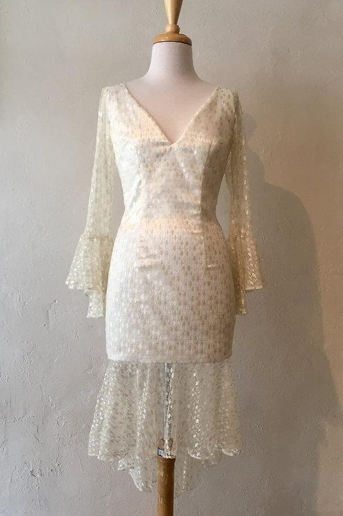Erin V Dress