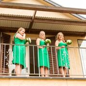 claire hendry bridesmaids