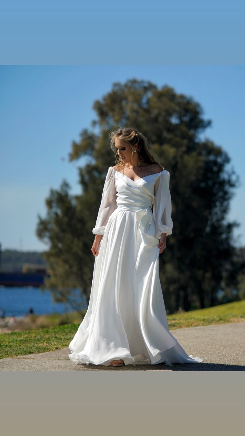 The Glenda Gown