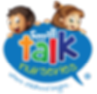 Small Talk Nurseries® Logo