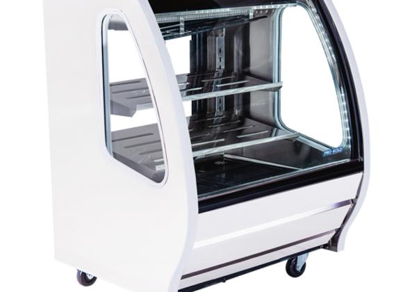 NSF Refrigerated 40'' Display Deli Case -DDC40W