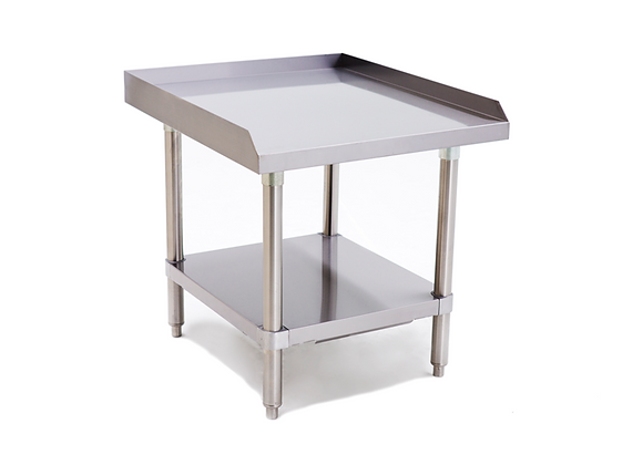 NSF 24″L *28''W *24''H Stainless Steel Equipment Stand