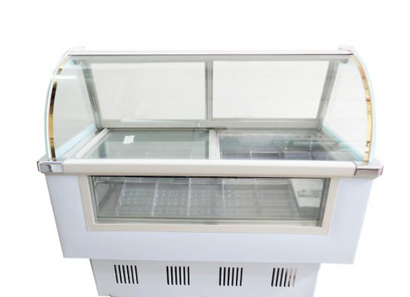 52 Inches Popsicle Freezer Display - 1.4LDF