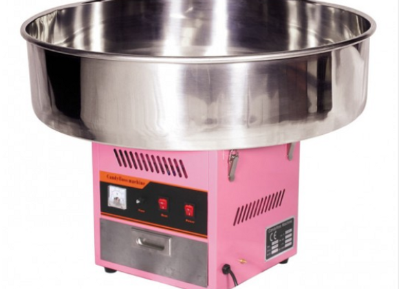 Electric Cotton Candy Machine Pink - 025CCM02