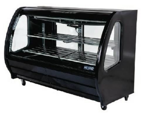 NSF Refrigerated 74'' Display Deli Case -DDC80B