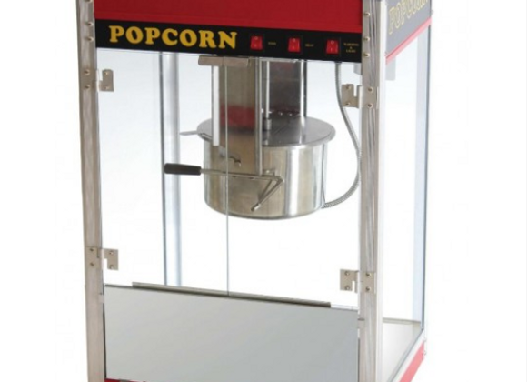 12 oz Popcorn Machine - 025PMR11