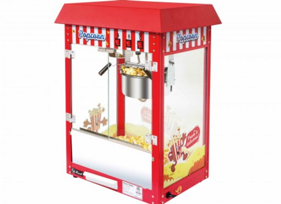 Popcorn Machine 8oz(Luxury) - 025PMR08