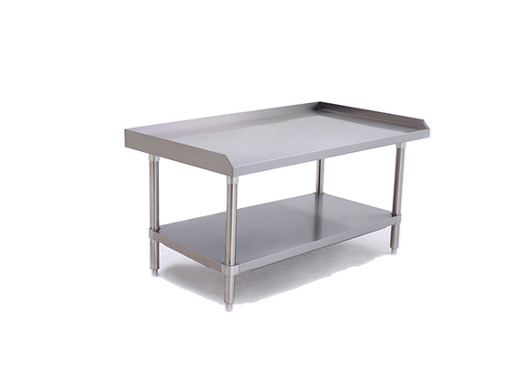 NSF 60″L *30''W *24''H Stainless Steel Equipment Stand0