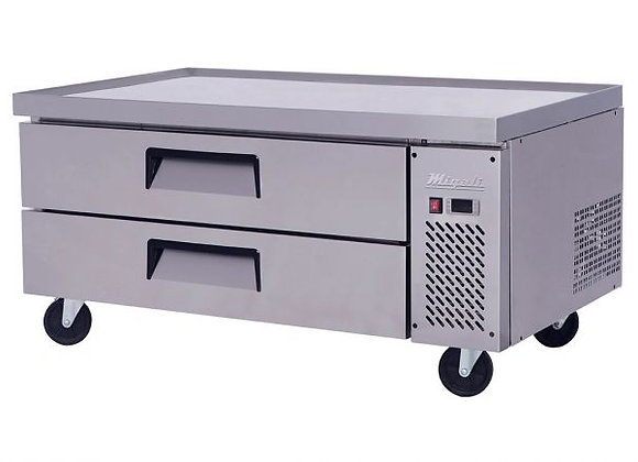 NSF 52″ Wide Refrigerated Chef Base - C-CB52-HC