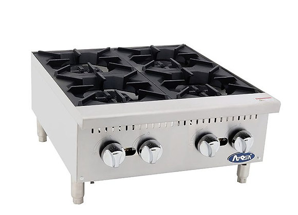 NSF ATHP-24-4 HD 24″ Four Burner Hotplate