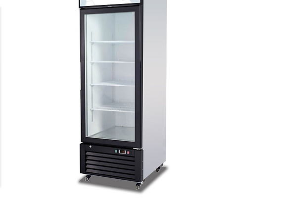 NSF 23 cu/ft Glass Door Merchandiser Refrigerator - C-23RM-HC