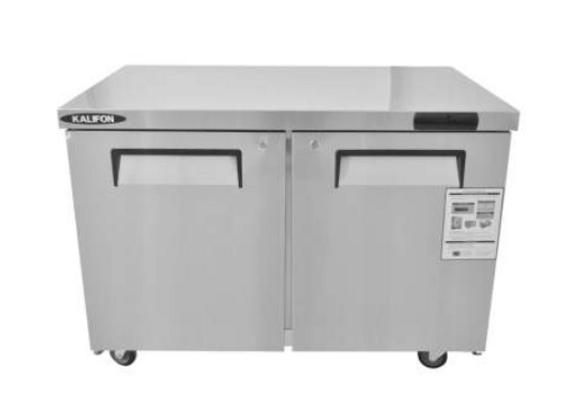 NSF 48″ Under-counter & Work Top Freezer - KTF48B