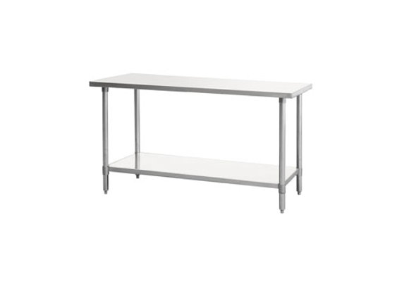 NSF 72″L *30''D *34''H Work Table