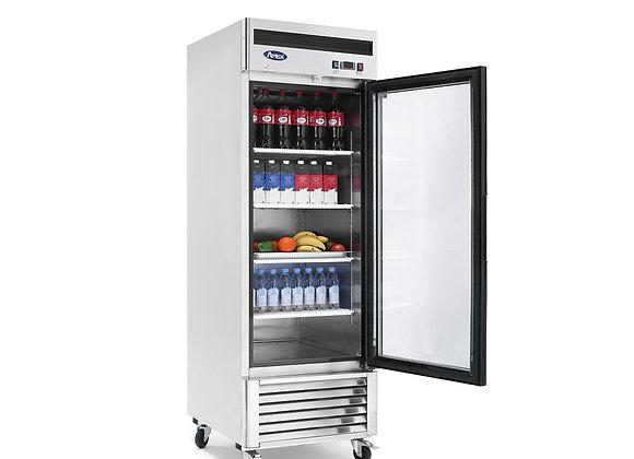NSF MCF8705GR – Bottom Mount (1) One Glass Door Refrigerator