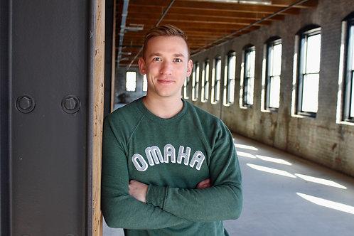 OMAHA Crewneck Sweatshirt