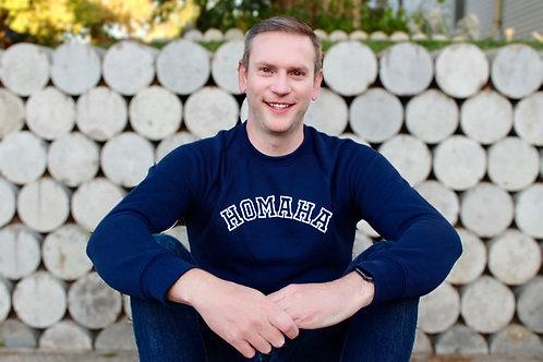Homaha Crewneck Sweatshirts