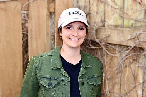 Omaha Skyline Hat (black stitching)
