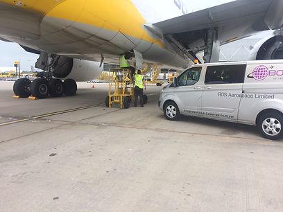 BOSA, aerospace, line maintenance, aircraft, plane