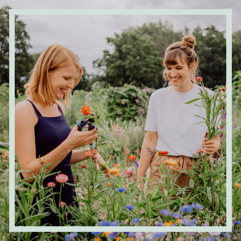 Sustainably harvested flowers - why regional bouquets are the most beautiful