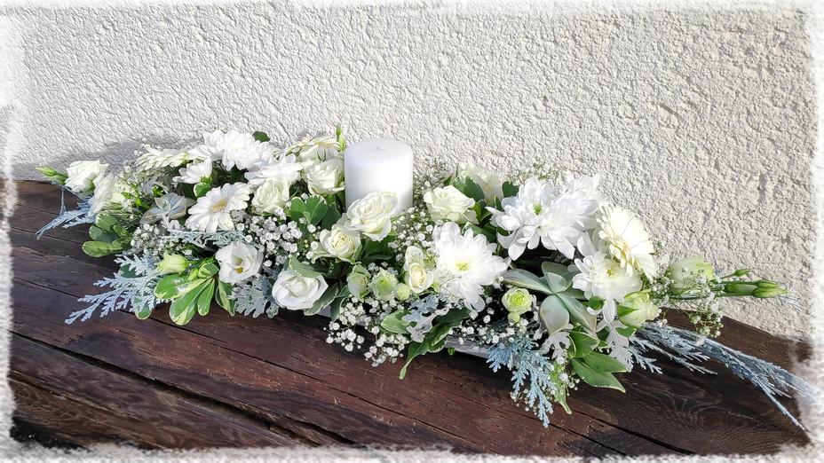 Bouquet de la table des adultes