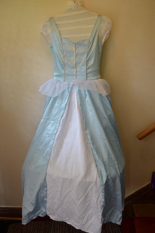 Cinderella Dress with Accessories