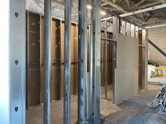 更衣室结构
