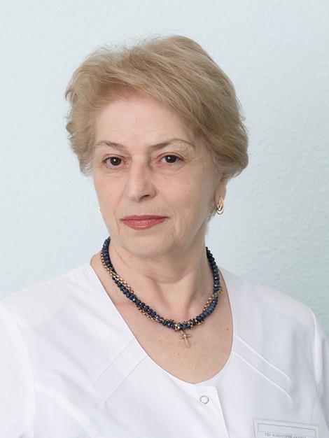 Плаева Зинаида Петровна
