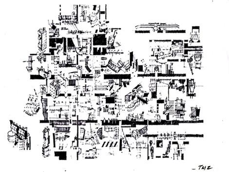Theatre in a Quarry / Speculative Architecture, Theatre of Cruelty