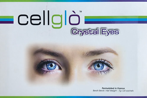 Cellglo Crystal Eyes 眼睛维他命