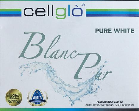Cellglo Blanc Pur 革命性美白健康饮料