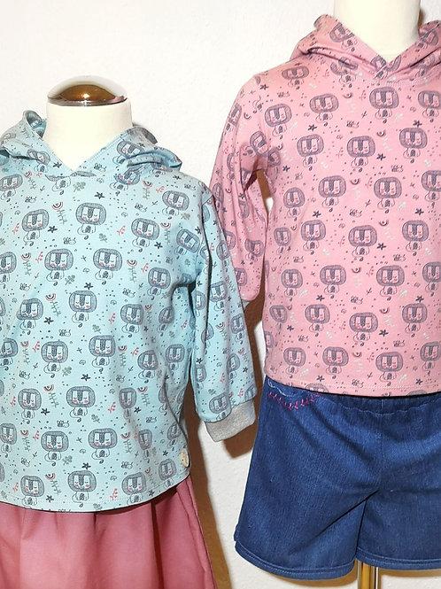 """Kinder Pullover Gr. 98/104 """"Löwe"""""""
