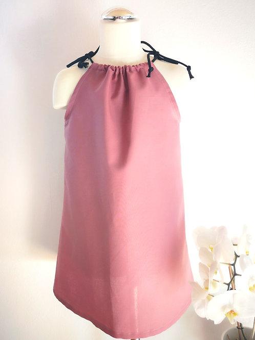 "Hängerchen Kleid ""Elli, altrosa, Gr. 110/116"