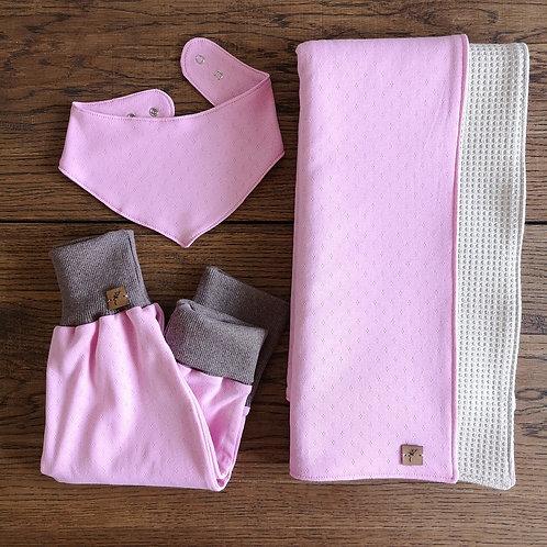 Baby Set rosa