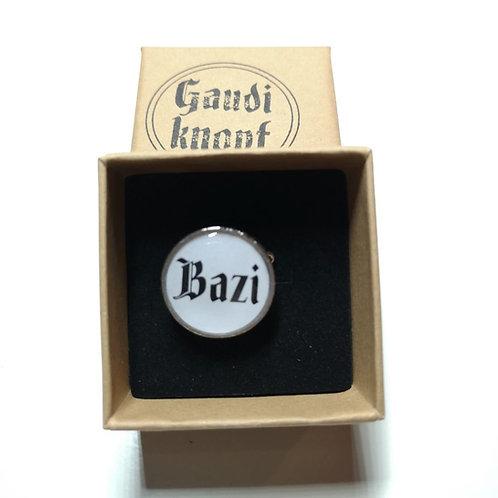"Gaudiknopf ""Bazi"""