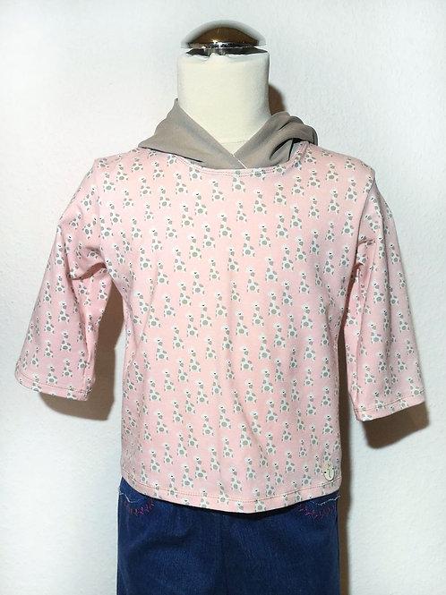 """Kinder Pullover Gr. 98/104 """"Giraffe"""""""