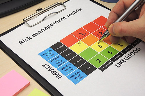 RISK ASSESSMENT AND MANAGEMENT IN CARE LEVEL 3