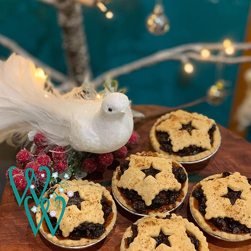 Fruit Mince Pies - 6 Pack