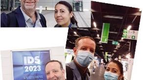 Visitamos la IDS 2021 en Colonia