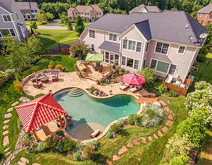 Drone Realestate Photo
