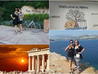Take me to Greece #BlogFive #AlysiaHelming #RealLifeStory