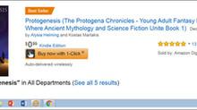 Protogenesis Novel Becomes Best-Seller