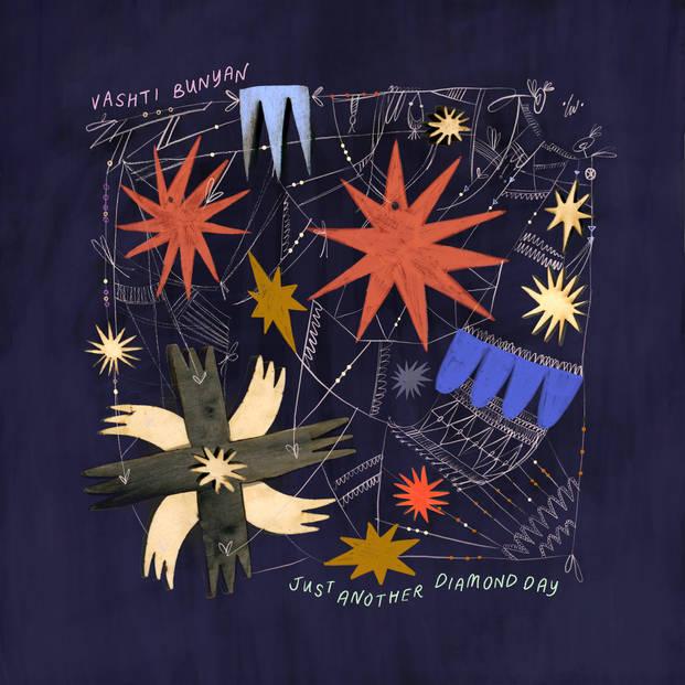 Vashti Bunyan's Just Another Diamond Day Album Cover