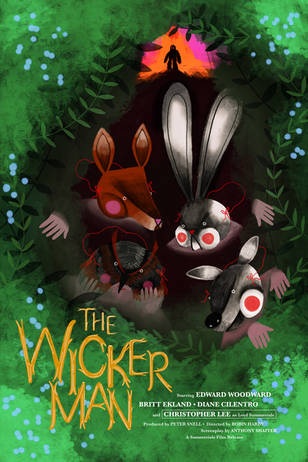 The Wicker Man Movie Poster