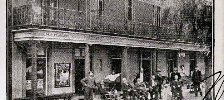 Eatons Hotel Heritage Photo