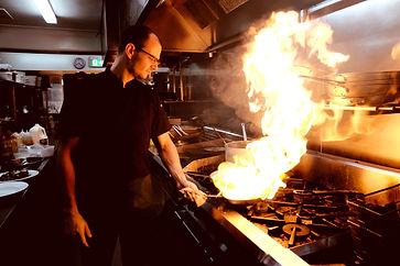 Eatons Hotel - Levi Hellewell - Chef