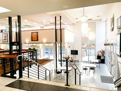 Eatons Hotel Muswellbrook Bistro
